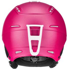 UVEX P1Us 2.0 Kask, pink met